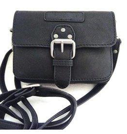 HillBurry Leather Shoulder bag 3280zw