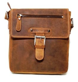 HillBurry Hillburry leather shoulder bag 4094