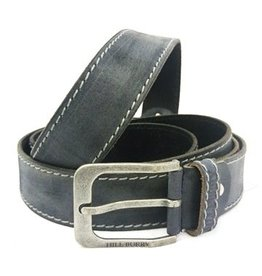 HillBurry HillBurry Leather Belt R02