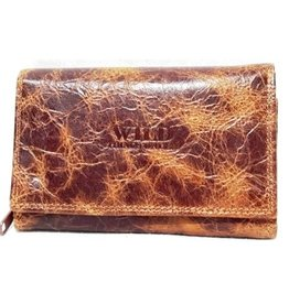 Leather Wallet Wild Thing D02B