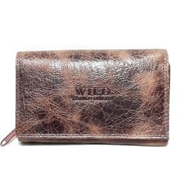 Leather Wallet Wild Thing D02C