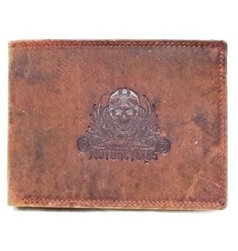 Sold out - Leather Wallet Motocycle H01C