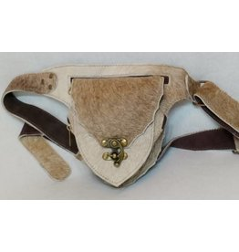 Sold out - Leather waistbag Ibiza style HT3HW