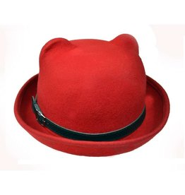 Poizen Industries Poizen Industries Kitty Bowler Hat