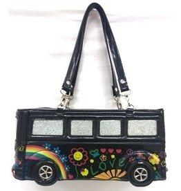 LYDC London LYDC London Fantasy Bag Flower Power Bus