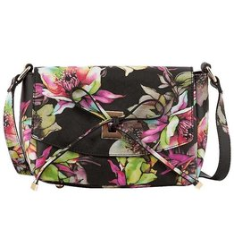 LYDC London shoulder bag flowers