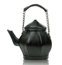 Fantasy bag Teapot black