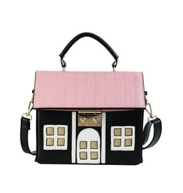 Trukado Fantasy bag House black