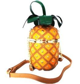 Fantasy tas Ananas Geel