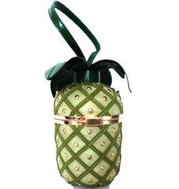 Fantasy tas Ananas groen
