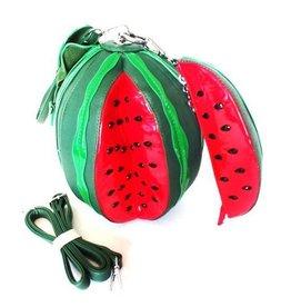 Fantasy tas Watermeloen donkergroen