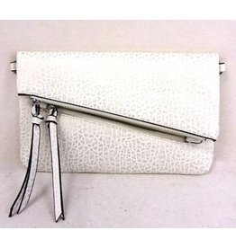 Xuna Xuna Clutch White 6010wt