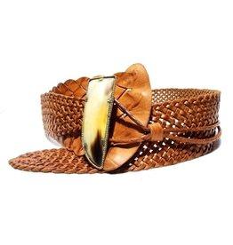 Trukado Leather Belt Handmade MAGV01