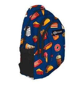 Mousse dans la Bouche backpack Fastfood
