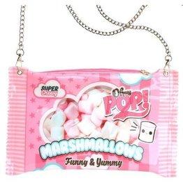 Oh my Pop! Oh my Pop Marshmallow schoudertas