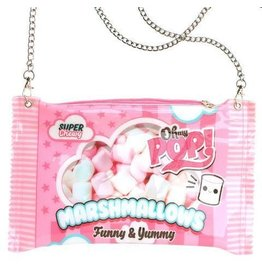 Oh my Pop! Uitverkocht - Oh my Pop Marshmallow schoudertas