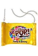 Oh my Pop! Fantasy tassen - Oh my Pop Chococandy schoudertas
