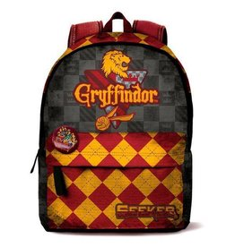 Harry Potter Uitverkocht - Harry Potter rugzak Quidditch Gryffindor