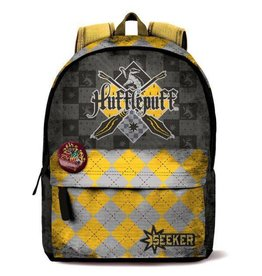 Harry Potter Uitverkocht - Harry Potter rugzak Quidditch Hufflepuff