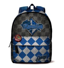 Harry Potter backpack Quidditch Ravenclaw