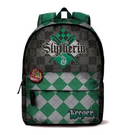 Harry Potter backpack Quidditch Slytherin