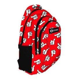 Backpack Mousse dans la Bouche Hands