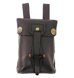 Dark Desire leather gothic belt bag