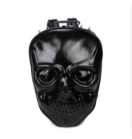 Dark Desire Gothic 3D Skull rugtas