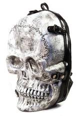 Dark Desire Gothic tassen Steampunk tassen - 3D Dark Desire Skull rugzak