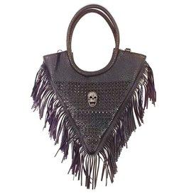 Dark Desire Gothic shoulder bag Triangle