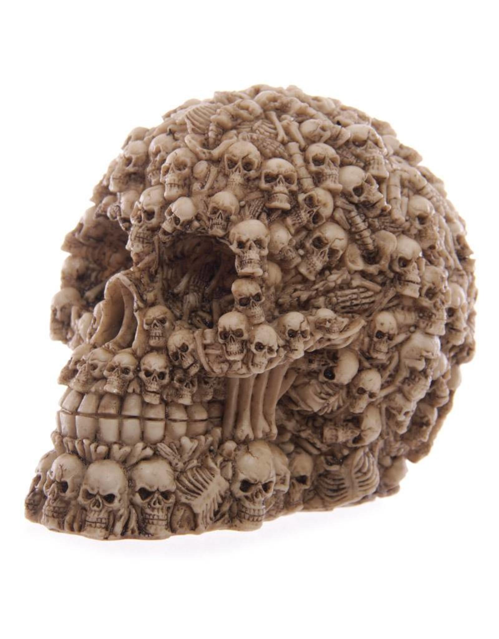 Gothic en  Steampunk accessoires - Schedel Catacomben