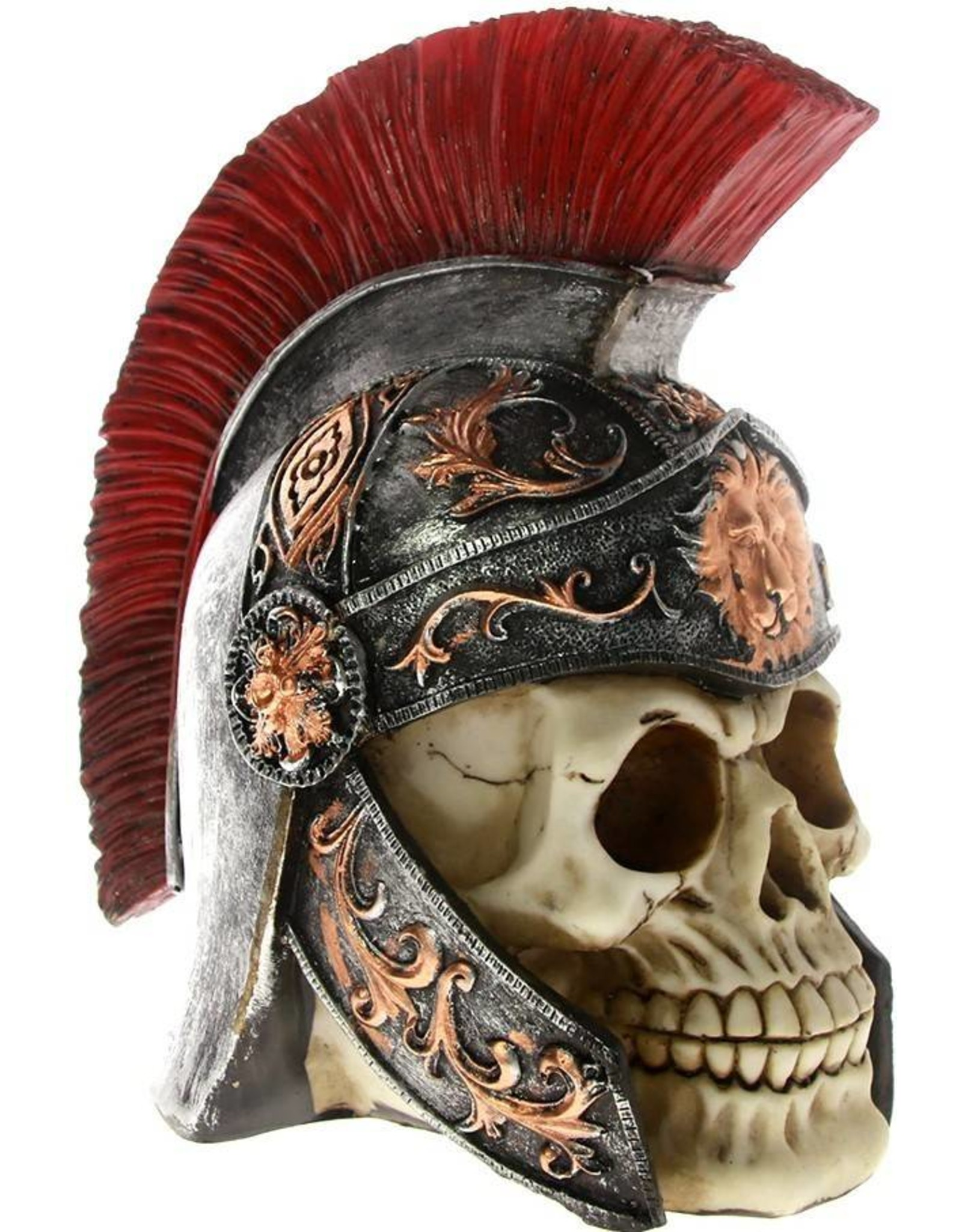 Gothic en Steampunk accessoires - Skull Gladiator Rome