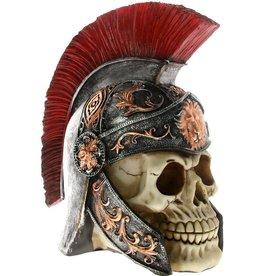 Skull Gladiator Rome