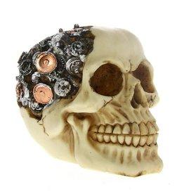 Skull Steampunk Cyber