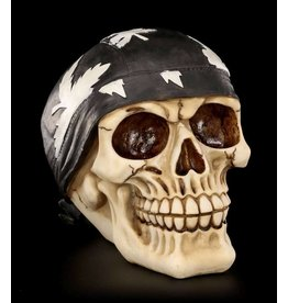 Skull Weed Bandanna