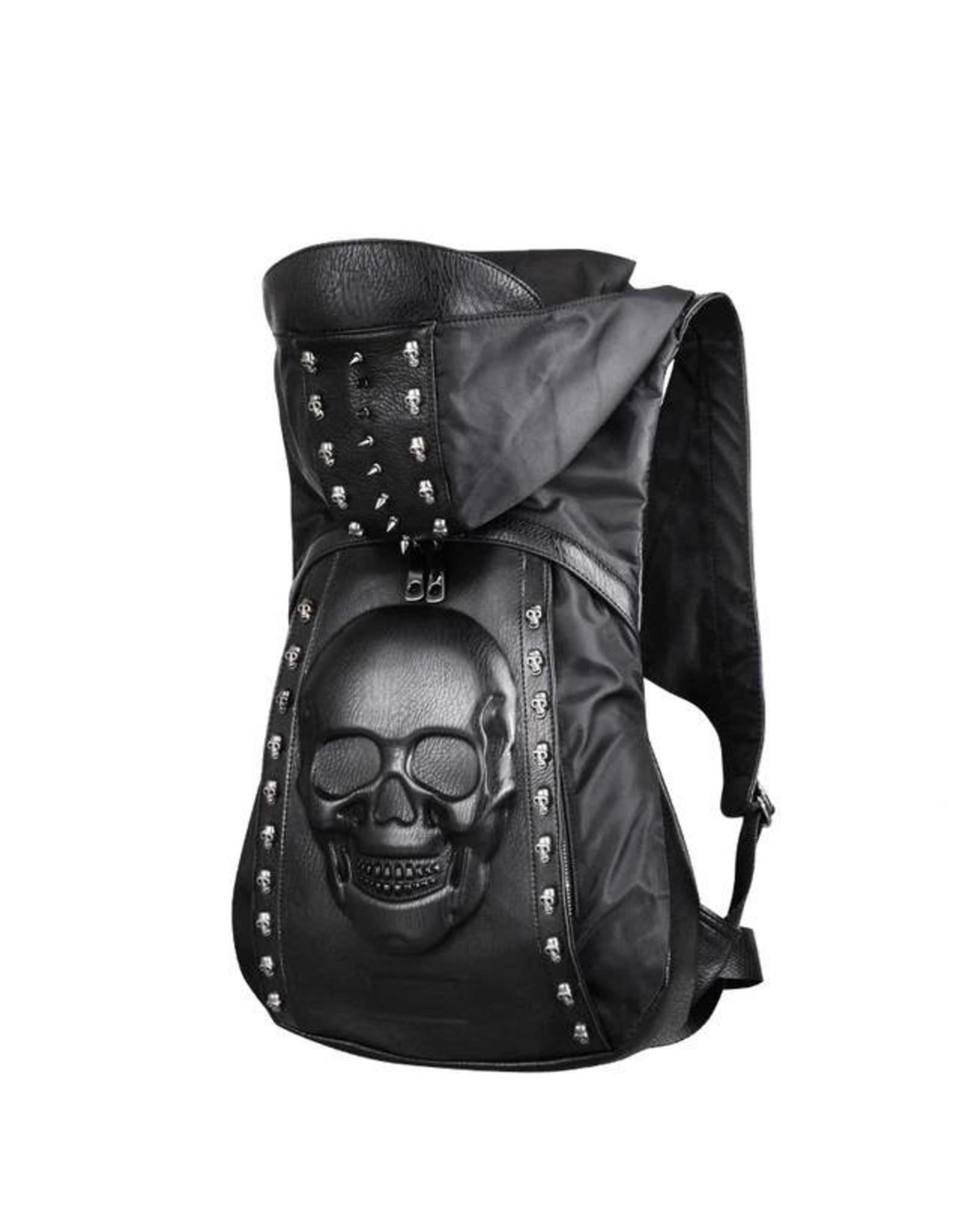 Dark Desire Gothic tassen Steampunk tassen - Gothic rugzak met capuchon