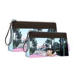 Betty Boop handbag Bverly Hills set