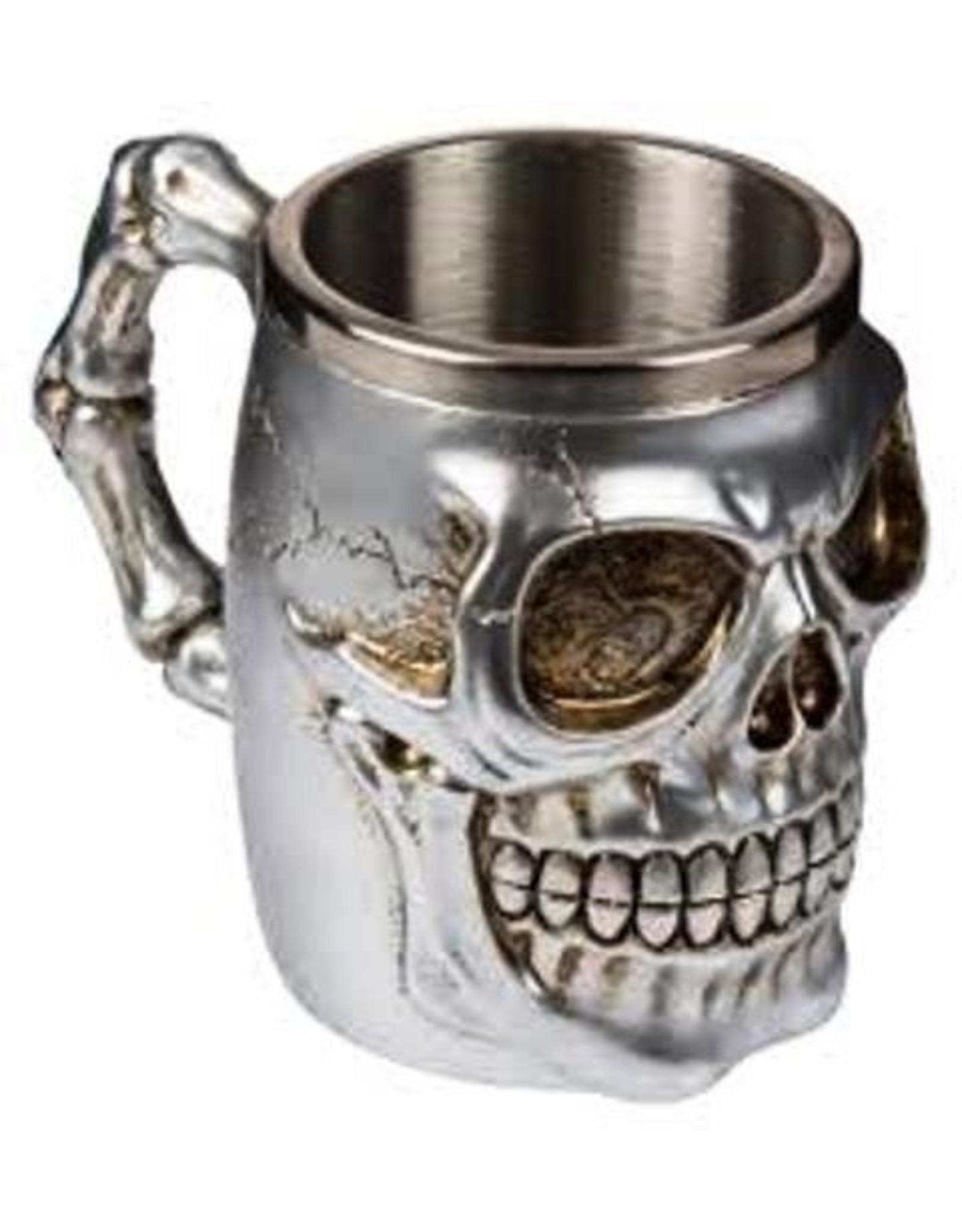 Bekers en kelken - Drinkbeker Skull