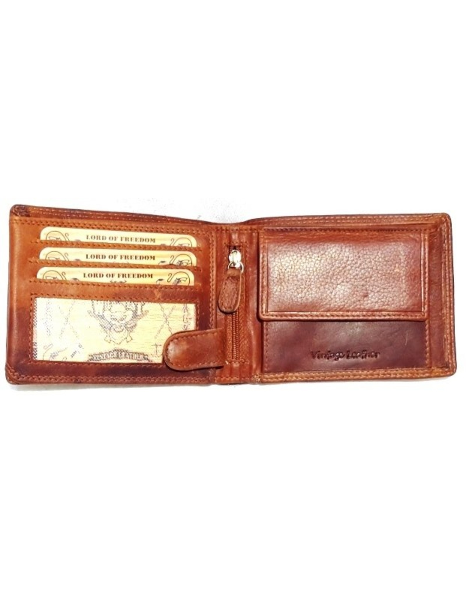 Trukado Leather wallets - Leather Wallet Wild West