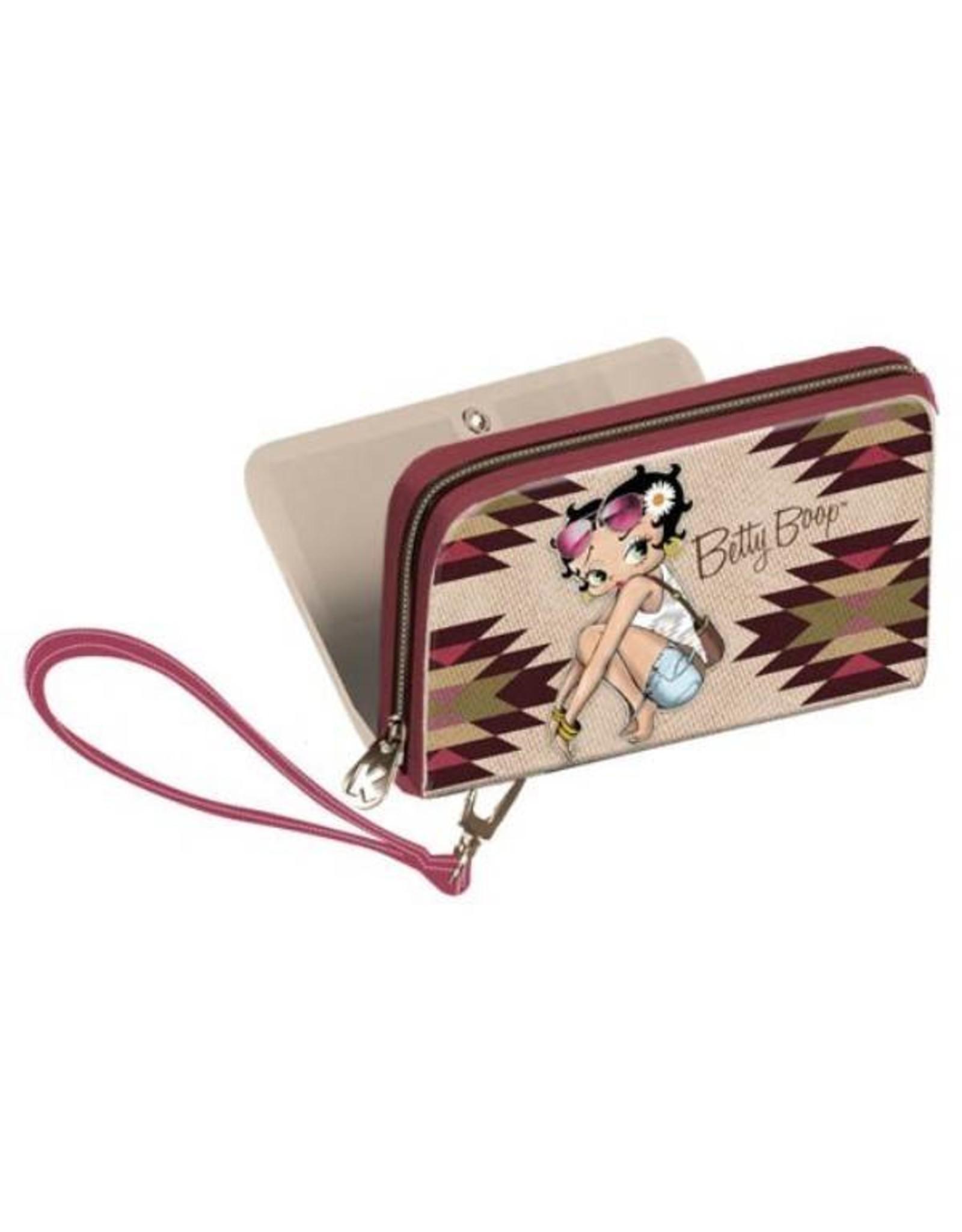 Betty Boop Betty Boop tassen - Betty Boop portemonnee Ethnic Large