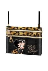 Betty Boop Betty Boop tassen - Betty Boop schoudertasje luipaard