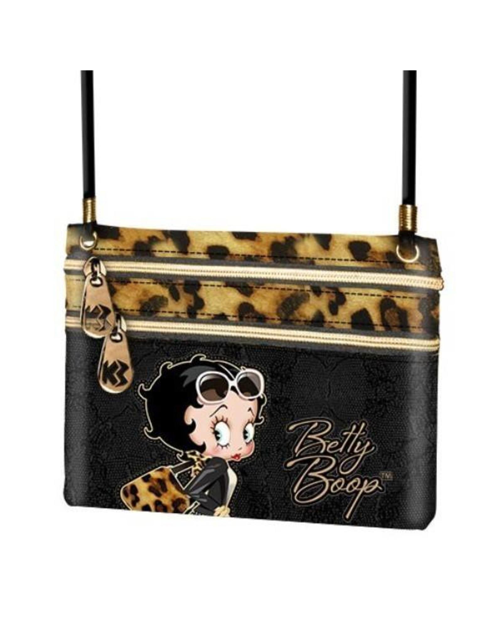 Betty Boop Betty Boop bags - Betty Boop shoulder bag leopard