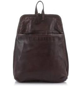 Bear Design leather backpack brown CL32852
