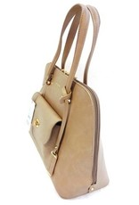 David Jones Handbags - David Jones Handbag Camel 10034