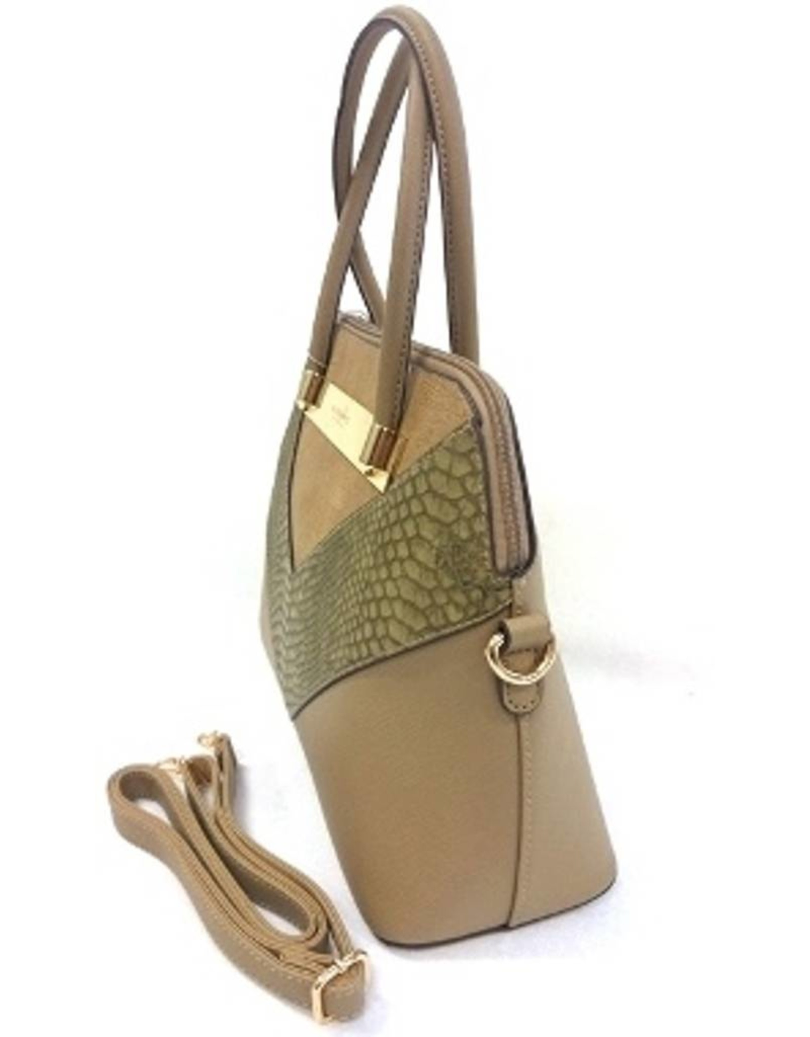 David Jones Handtassen - David Jones Handtas Camel 5222