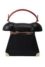 Magic Bags Fantasy tassen - Retro Telefoon tas zwart