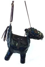 Trukado Fantasy bags - Fantasy bag Donkey Green