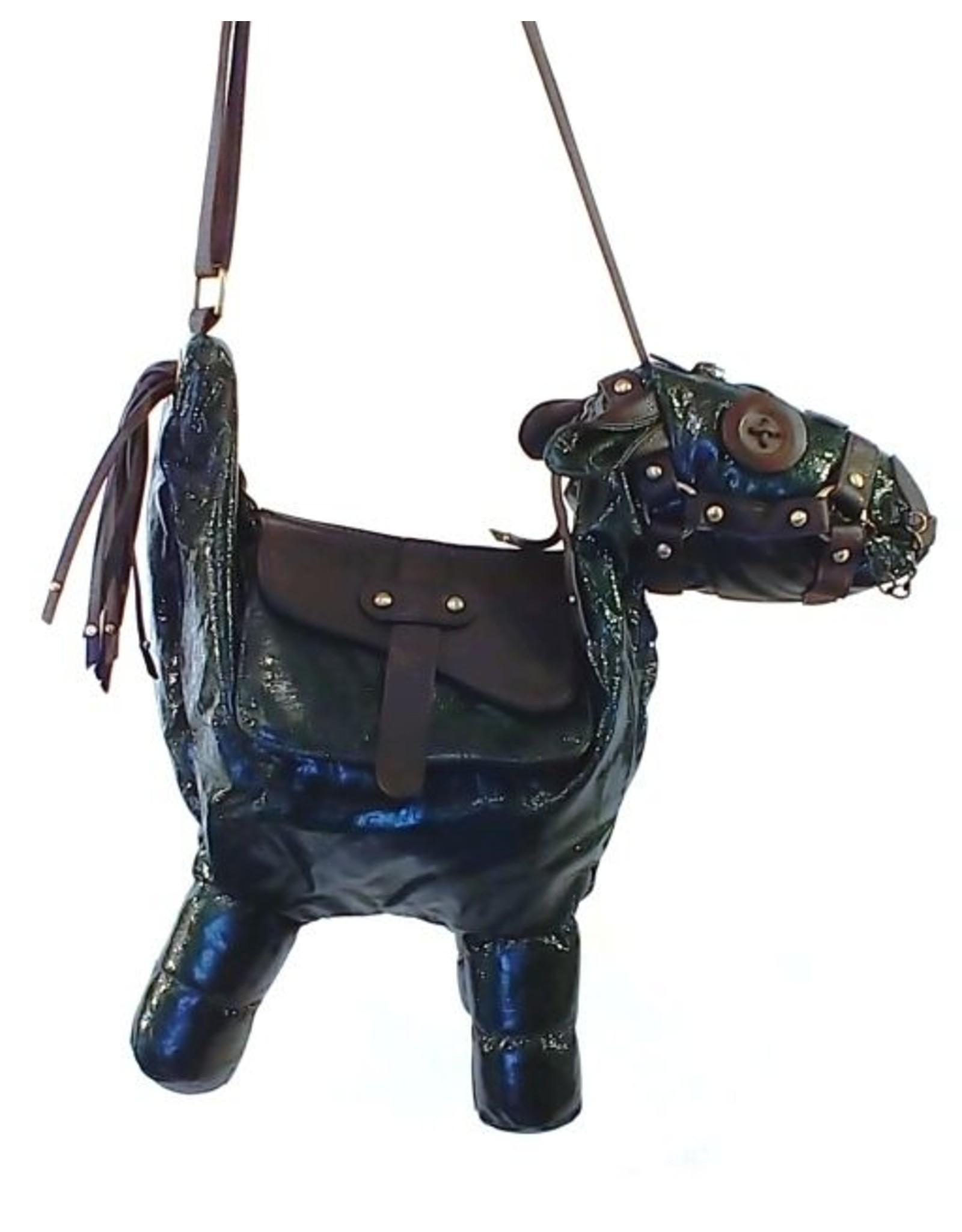Fantasy bags - Fantasy bag Donkey Green