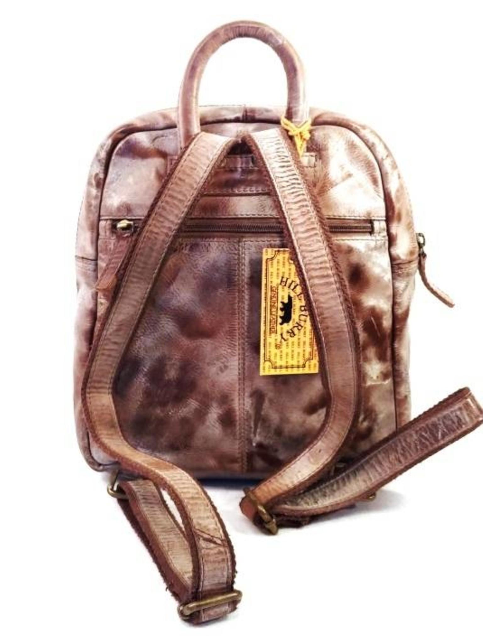 HillBurry Leather backpacks - HillBurry leather backpack 2436