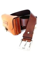 HillBurry Leather bags - Hillburry leather belt bag tan 3156